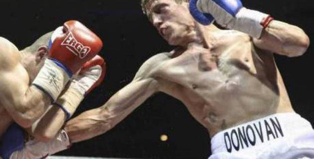 Барнеттің спарринг қарсыласы ирландиялық боксшының мықты тұстатып атап, Жақияновпен өтетін кездесуге болжам жасады