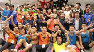 Қытайлық футбол клубының ойыншылары екінші дивизионға өткені үшін 3,25 миллион еуро сыйақы алды