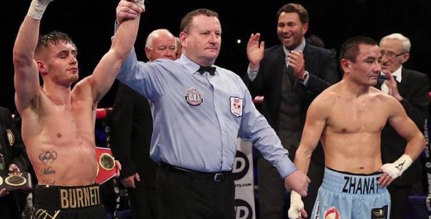 Жақияновтың командасы Барнеттің жекпе-жектен кейін допинг сынақтан өтпегені үшін WBA және IBF ұйымдарына шағым берді
