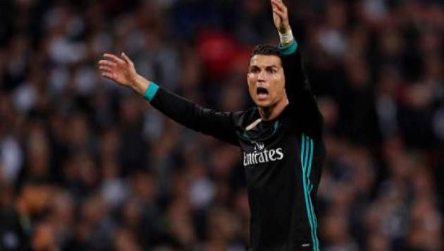 Криштиану Роналду командаластарымен Испания біріншілігінің үздік сұрмергені боламын деп бәстесті