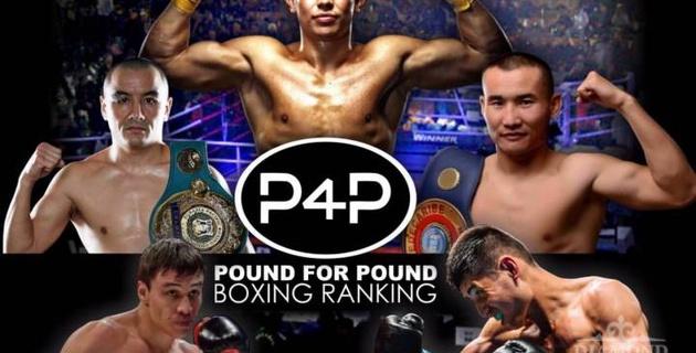 Геннадий Головкин Қазақстан кәсіпқой боксшыларының Р4Р рейтингінде көш бастады