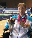 Қазақстан паралимпиададан әлем чемпионатында жүзуден алғаш рет алтын алды