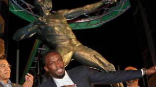 Әлемнің ең жүйрік адамына Ямайкада ескерткіші қойылды