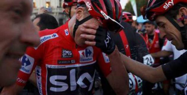 """""""Тур де Франстың"""" төрт мәрте жеңімпазы Фрум допингпен ұсталды"""