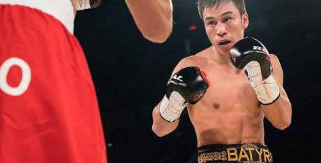 Батыр Жүкембаев қазақстандық боксшылардың P4P рейтингінде үздік үштікке жақындады