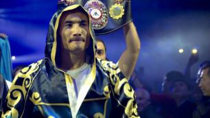 Қанат Ислам WBO рейтингінде екінші орынға көтерілді