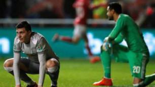 """""""Бристоль Сити"""" """"Манчестер Юнайтедті"""" Англия лигасы кубогының ширек финалында ұтып кетті"""