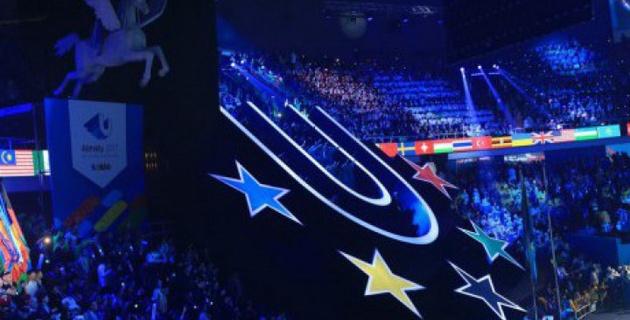 Қазақстан құрамасы Универсиаданың медальдар бәйгесінде екінші орында қалды