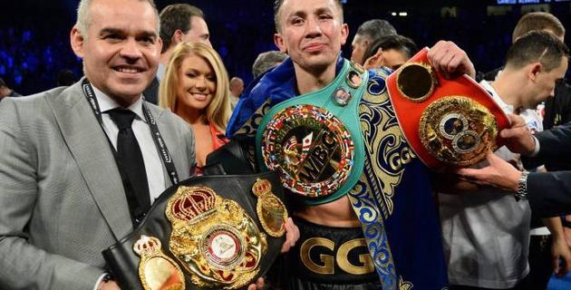 Головкин Boxingnews24 порталына өзін жыл боксшы деп танығаны үшін алғыс білдірді