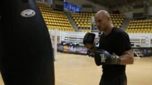 Дычконың бапкері қазақстандық боксшының келесі кездесуіне дайындықты қашан бастайынын айтып берді
