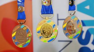 Универсиада ойындарында қазақстандық спортшылардан кімдер жүлде алды?