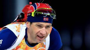 Әйгілі норвег биатлоншысы Пхенчхандағы Олимпиадаға қатыспайды