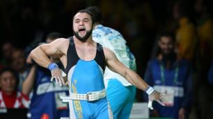 Киануш Ростами әлемнің үздік ауыр атлеті, Рахимов үшінші орында