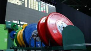 Ауыр атлетикадан әлем чемпионатында төрт зілтемірші допингпен ұсталды