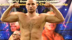 Иван Дычконың кәсіпқой бокстағы келесі кездесуі қашан өтетіні белгілі болды