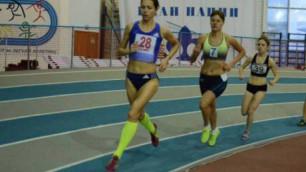 Жеңіл атлет Татьяна Нерознак Азия біріншілігінің алтын жүлдесін жеңіп алды