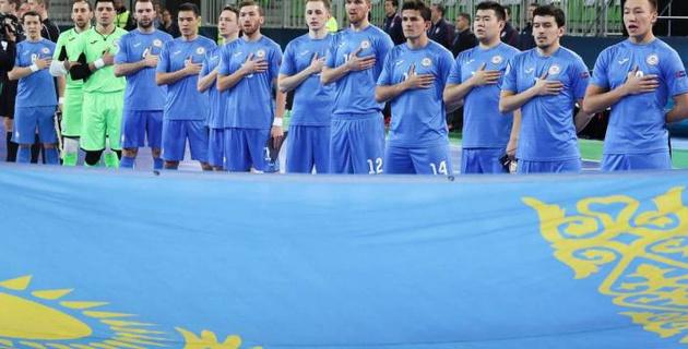 Футзалдан Қазақстан құрамасы Еуропа чемпионатының жартылай финалына шықты