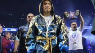 Қанат Ислам Верамен кездесуден бас тартты - америкалық боксшының менеджері