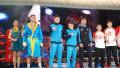 """""""Astana Arlans"""" - """"Indian Tigers"""" командаларының Қарағандыда жұдырықтасатын құрамы"""