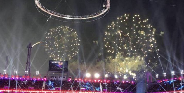 Пхёнчханда ХХІІІ қысқы Олимпиада ойындары ресми түрде ашылды