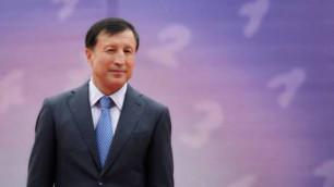 Әділбек Жақсыбеков Қазақстан футбол федерациясының президенті болып тағайындалды