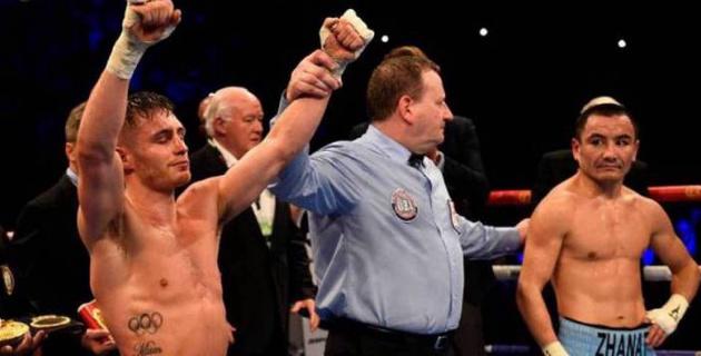 Жақияновты жеңген Барнетт келесі кездесуін қазақстандық боксшының бұрынғы қарсыласымен өткізеді