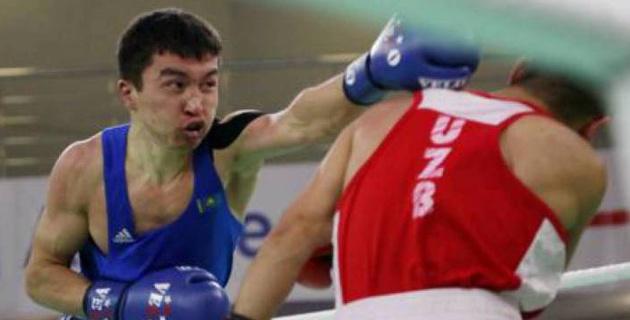 Қазақстан құрамасының боксшылары Өзбекстаннан үстем түсті