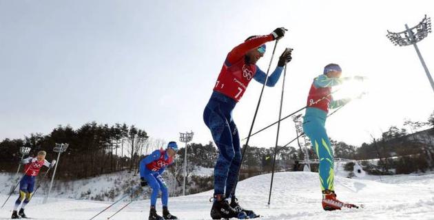 Қазақстандық шаңғышылар командалық спринтте финалға шыға алмады