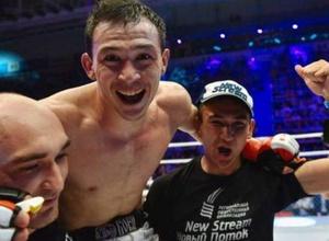 Дамир Исмағұлов чемпиондық атағын сәтті қорғады