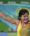 Эльмира Сыздықова Азия чемпионатының қола жүлдесіне таласады