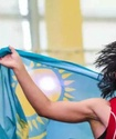 Жұлдыз Ешімова Азия чемпионатының қола жүлдегері