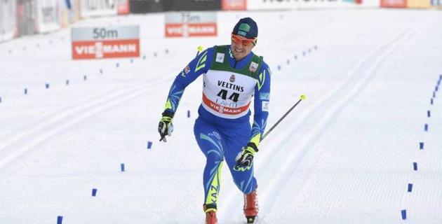 Полторанин Олимпиададан кейінгі алғашқы жарысында жеңімпаз атанды