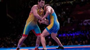 Қазақ балуандары Азия чемпионатында 17 медаль жеңіп алды