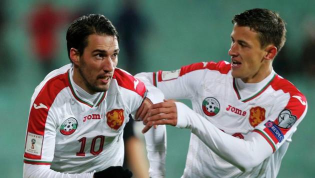 Болгария құрамасының бас бапкері Қазақстанға қарсы өтетін ойынға қатысатын шет елдік футболшыларын жариялады