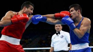 Олимпиаданың финалында Елеусіновтың қарсыласы болған өзбек боксшысы кәсіпқой бокстағы бірінші жеңісіне жетті