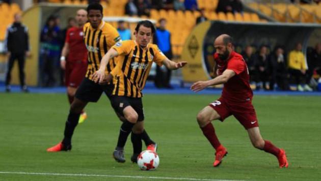Бірінші турда 42 бірдей футболшы қазақ додасындағы бірінші кездесуін өткізді