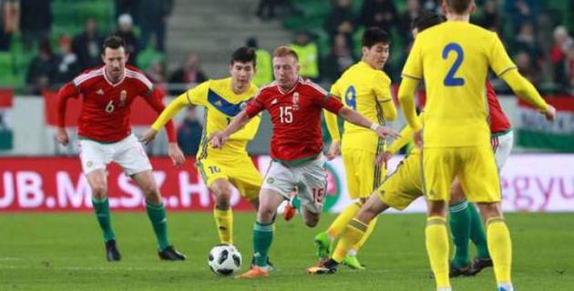 Сейдахмет пен Зайнутдинов Болгария құрамасына қарсы кездесуде негізгі құрамда алаңға шығады