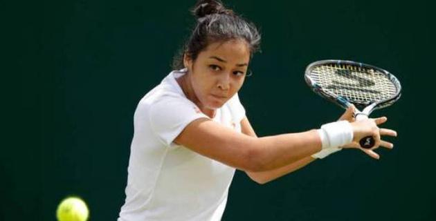 Зарина Диас жарақатына байланысты Майамидегі турнирден шығып қалды