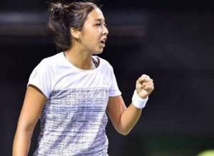 Зарина Дияс WTA рейтингінде әлемнің үздік 50 теннисшісінің қатарына қосылды
