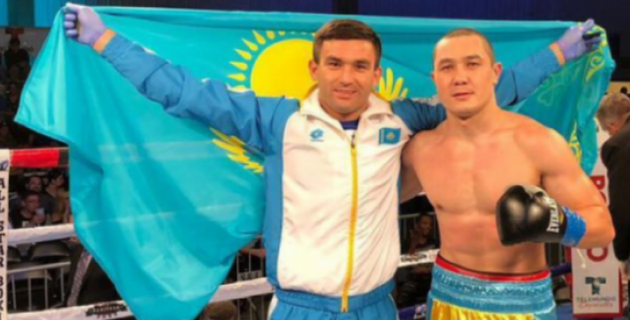 Момынов пен Рысбек сәуір айында аргентинкалық боксшыларға қарсы жекпе-жек өткізеді