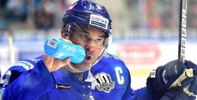 """""""Барыс"""" капитаны Найджел Доус ҚХЛ-да ең көп жалақы алатын хоккейшілердің қатарына енді"""