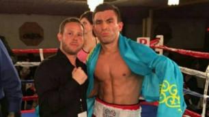 Қазақстандық боксшы Бобыржан Момынов аргентиналық қарсыласын екінші раундта жеңді