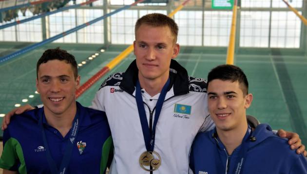 Дмитрий Баландин Испаниядағы халықаралық турнирде топ жарды
