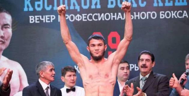 Айдар Шәрібаевтың қатысуымен өтетін бокс кешінде өнер көрсететін боксшылардың тізімі анықталды