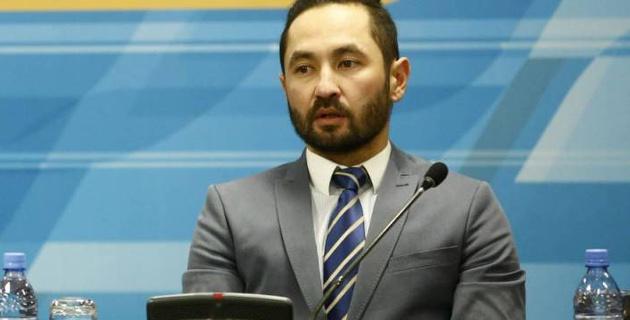 """Асан Базаев """"Астана"""" велокомандасының спорттық директоры атанды"""