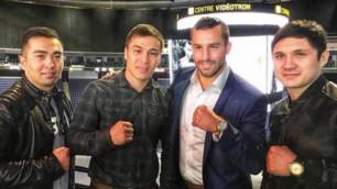 Лемьенің қатысуымен өтетін бокс кешінде екі қазақстандық боксшы өнер көрсетеді