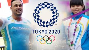Токио Олимпиадасына Қазақстаннан екі ауыр атлет ғана қатысуы мүмкін - БАҚ