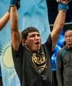Қуат Хамитов Fight Nights рейтингінде үздік он спортшының қатарында