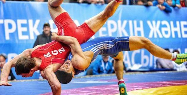 Жас балуандарымыз Болгарияда өткен турнирде топ жарды
