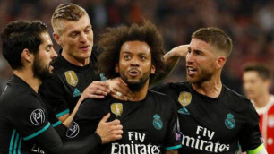 """""""Реал"""" бірінші болып Чемпиондар лигасында 150 кездесуде жеңіске жетті"""